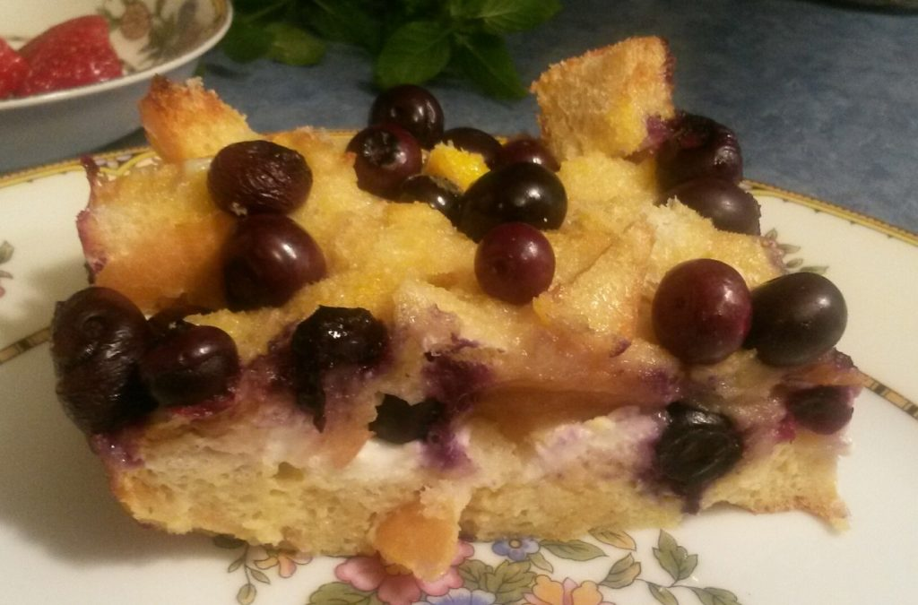 Blueberry French Toast (2)